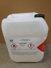 Acétone en bidon de 25 litres