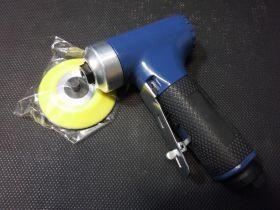 Polisseuse révolver velcro 75 mm 3 200 tr/mn