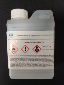Catalyseur silicone 81 standard - 1 kg