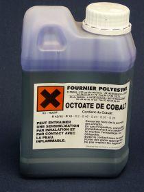 Octoate de cobalt à 6 % en bidon de 1 kg