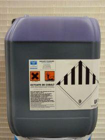 Octoate de cobalt à 6 % en bidon de 20 kg