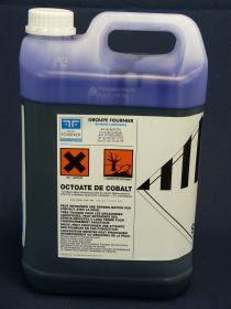 Octoate de cobalt à 6 % en bidon de 4 kg