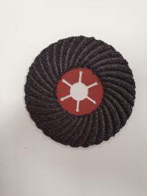 Disque béton carbure silicium Ø 125 mm grain 24
