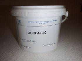 Charge carbonate DURCAL 40 en seau de 1kg