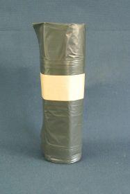 Sacs poubelles 30 L noir - 25 microns (x500)