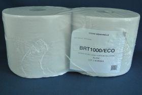 Lot de 2 bobines blanches 1000 formats 22x30cm