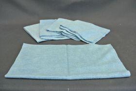Microfibres tricot first bleu 40x40 cm (*5)