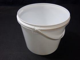 Seau rond en plastique  10 L