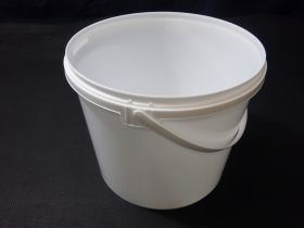 Seau rond en plastique 20 L
