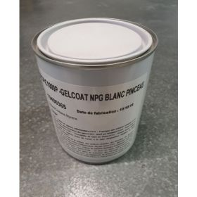 Gel coat supcoat NPG piscine blanc version Spray en 1kg