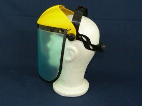 Serre-tête écran relevable polycarbonate (non résistant à l'acétone)