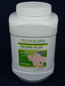 Savon microbilles citronné surpuissant 4,5 L sans pompe