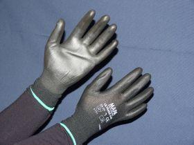 Gants enduction polyuréthane pour manipulations légères indice 3.1.3.1 Taille 10