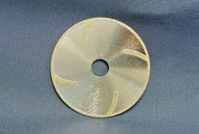 Disque diamanté à barettes Ø 125 mm