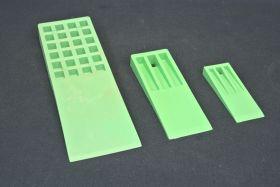 Cale à démouler verte 10 X 4 cm