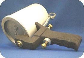 Pistolet gelcoat ventury mélange interne livré avec buse 4,7 mm