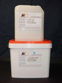 Kit résine acrylique grise 15 kg LP01 (5 kg résine + 10 kg poudre)