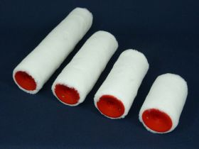 Manchon enducteur à vis polyamide hauteur de poils 4 mm longueur 500 mm