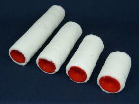 Manchon enducteur à vis polyamide hauteur de poils 4 mm longueur 130 mm
