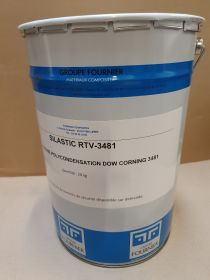 Silicone Polycondensation Dow Corning 3481- 20 kg