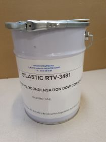 Silicone Polycondensation Dow Corning 3481- 5 kg