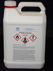 Styrène paraffine en 5 litres