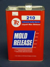 Cire TR 210 démoulant liquide en gallon 3