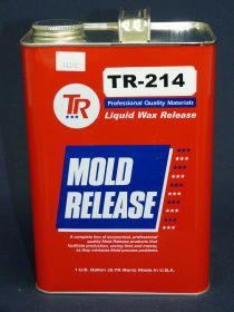 Cire TR 214 démoulant liquide en gallon 3