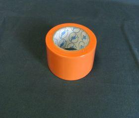 Rouleau adhésif orange PVC 50 mm X 33 m