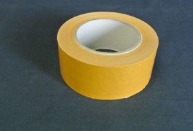 Rouleau papier double face POLYPRO 50 mm X 25 m
