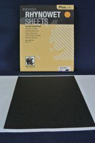Feuille abrasive à l'eau 230 x 280 mm grain 800
