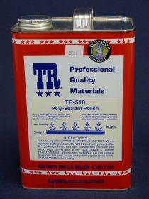 Cire TR 510 pour polissage et étanchéité en gallon 3,78l