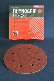 Disque velcro 8 trous Ø 200 grain 80 (x50)
