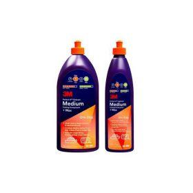 Liquide de polissage Moyen spécial gelcoat 3M 946 ML