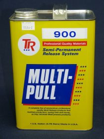 Cire TR 900 démoulant semi-permanent en gallon 3,78l