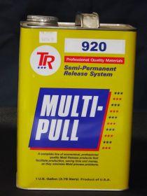 Cire TR 920 démoulant haute température pour système semi-permanent 3,78l
