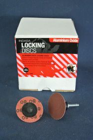 Disque Power Lock CORINDON Ø 50 grain 120
